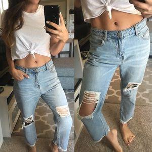 Light Blue BF Jeans